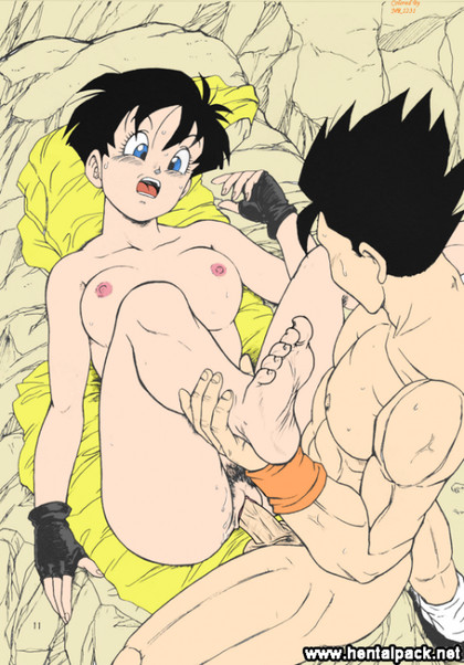 Dragonball Z Cartoon Sex